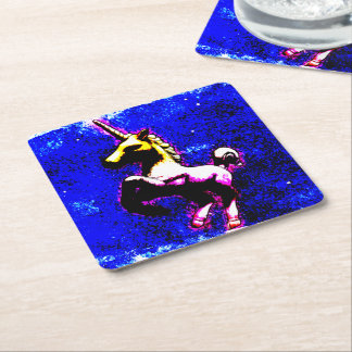 Unicorn Party Coasters (Punk Cupcake)
