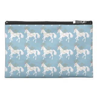 Unicorn Pattern Travel Accessory Bag