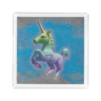 Unicorn Perfume Tray (Blue Nebula)