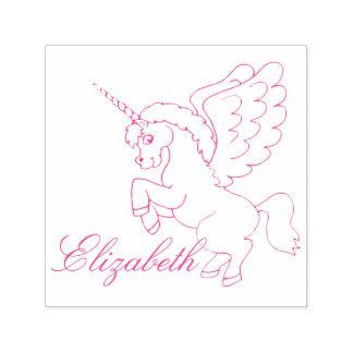 Unicorn Personalize Self-inking Stamp