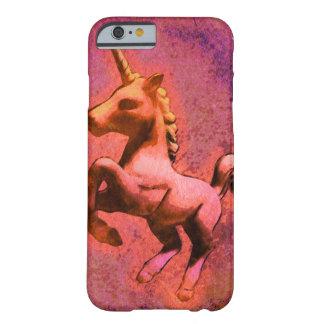 Unicorn Phone Case (Red Intensity)