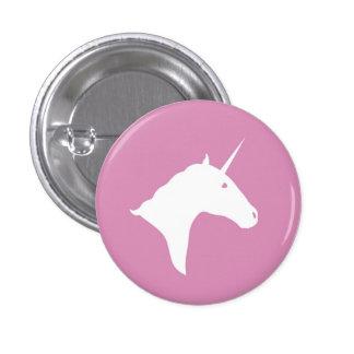 Unicorn Pink Button