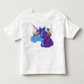 Unicorn Pixies Toddler T-Shirt