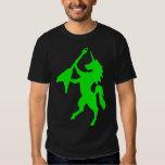 Unicorn Playing Guitar T Shirts