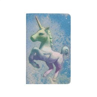 Unicorn Pocket Journal (Blue Arctic)