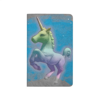 Unicorn Pocket Journal (Blue Nebula)