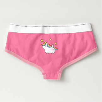 Unicorn Pony Briefs