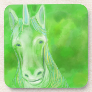 Unicorn Portrait Coasters