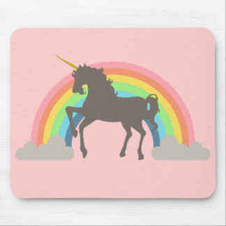 Unicorn Power Mouse Mat