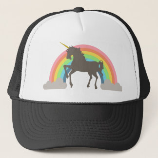Unicorn Power Trucker Hat