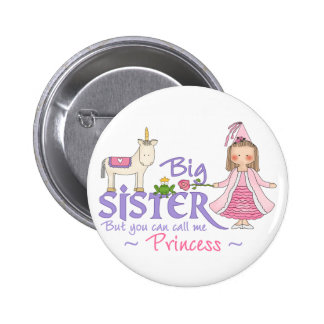 Unicorn Princess 6 Cm Round Badge