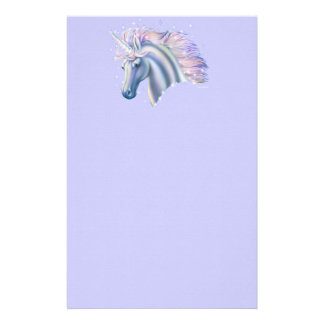 Unicorn Princess Stationery