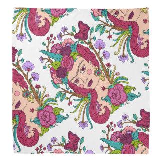 Unicorn print bandana