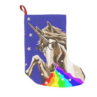 Unicorn pukes rainbow