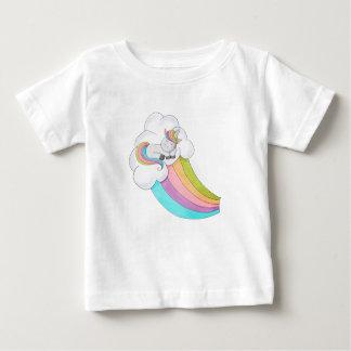 Unicorn Rainbow Baby T-Shirt