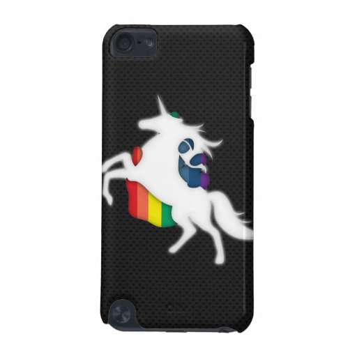 Unicorn & Rainbow iPod Touch (5th Generation) Covers