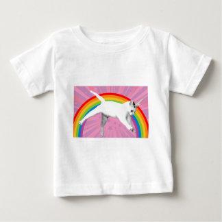 Unicorn Rainbow Cat Baby T-Shirt