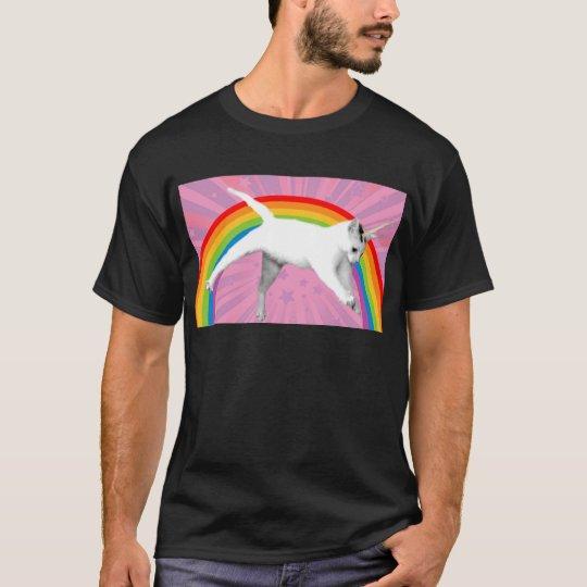 Unicorn Rainbow Cat T-Shirt