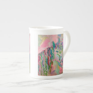 Unicorn Rainbow Guide Bone China Mug