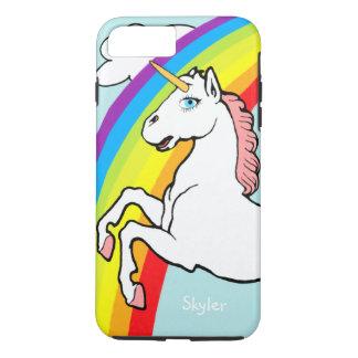 Unicorn Rainbow iPhone 8 Plus/7 Plus Case