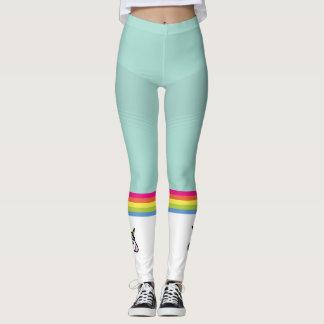 Unicorn Rainbow Leggins Leggings