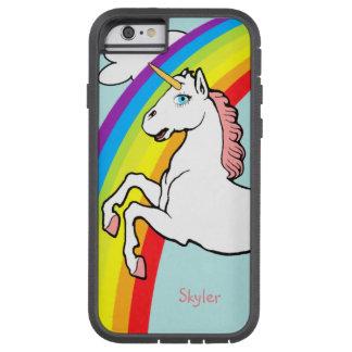 Unicorn Rainbow Tough Xtreme iPhone 6 Case