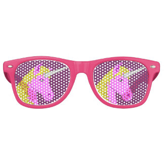 Unicorn Retro Sunglasses
