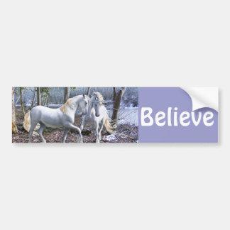 Unicorn Reuion Bumper Sticker