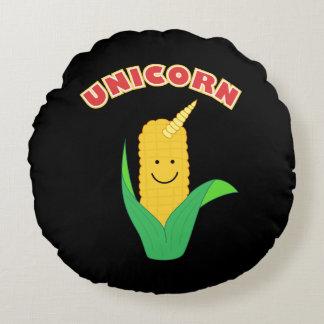 Unicorn Round Cushion