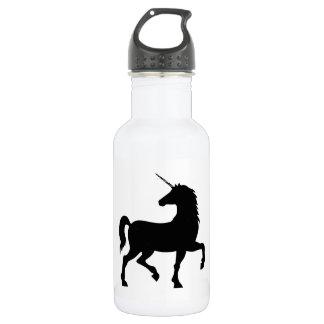 Unicorn Silhouette 532 Ml Water Bottle