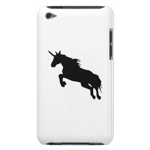 Unicorn Silhouette iPod Touch Case-Mate Case