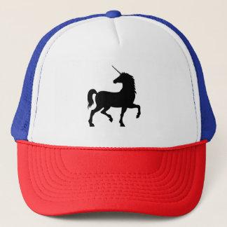Unicorn Silhouette Trucker Hat