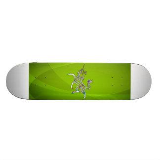 Unicorn 19.7 Cm Skateboard Deck