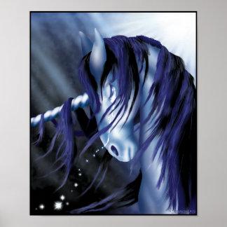 Unicorn Sorrow Poster