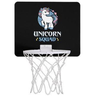 Unicorn Squad Mini Basketball Hoop