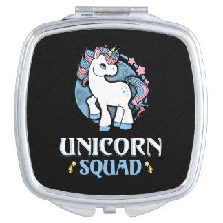 Unicorn Squad Vanity Mirrors