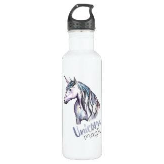 Unicorn Stainless Steel Water Bottle (24 oz) 710 Ml Water Bottle