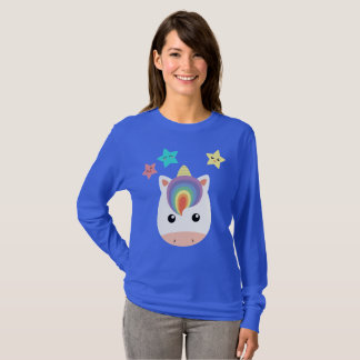 Unicorn & Stars T-Shirt