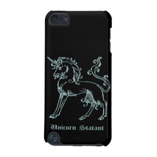 Unicorn statant medieval heraldry iPod touch 5G cover