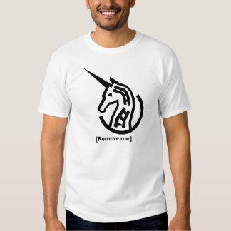 Unicorn Status Report | Commemorating White Shirt