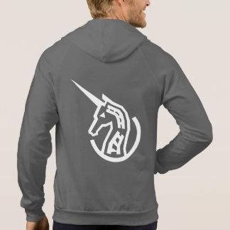 """""""Unicorn Statys Report"""" Dark Gray Hoodie! Hoodie"""