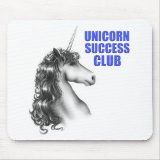Unicorn success club mouse pad