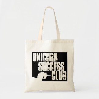Unicorn Success Club tote