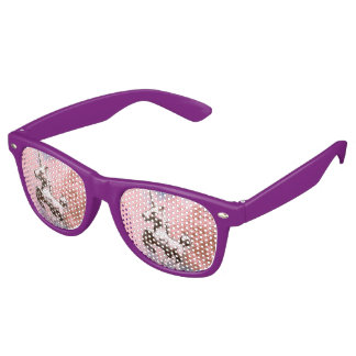 Unicorn Sunglasses Shades (Faded Sherbet)