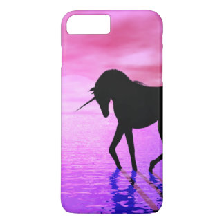 Unicorn Sunset iPhone 8 Plus/7 Plus Case