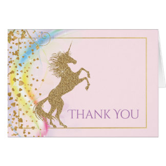 Unicorn Than You Cards