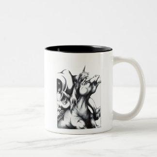 Unicorn the other, other white meat mug