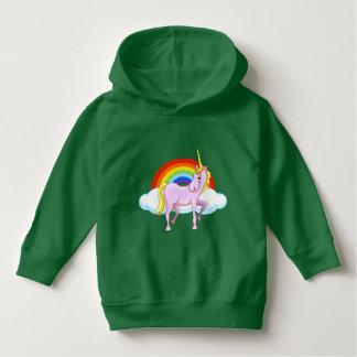 Unicorn Toddler Hoodie