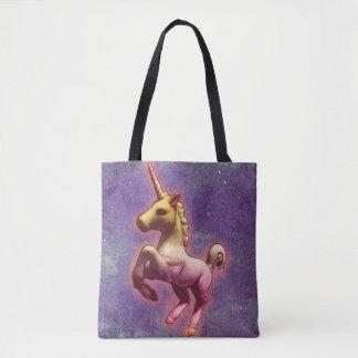 Unicorn Tote Bag (Purple Mist)