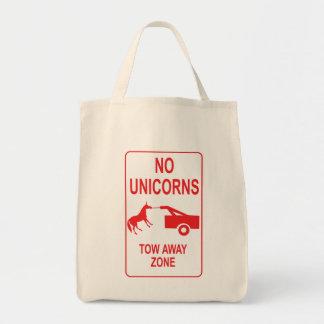 Unicorn Tow Away Zone Bags